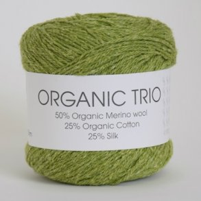 Organic Trio - Økologisk garn