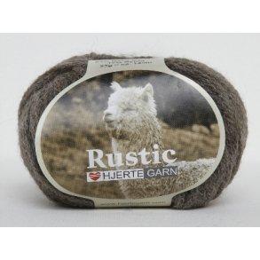 Rustic Lama garn - 83% Baby Alpaca lama uld 17% nylon