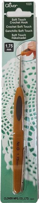 Image of Clover Soft Touch Hæklenål 1,75 mm