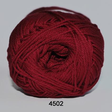 Image of Hjertegarn Diamond Cotton - merceriseret bomuld - fv 4502
