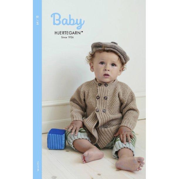 Strikkehæfte Baby nr 64