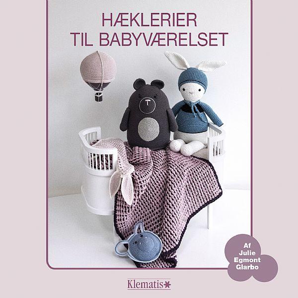Image of Hæklerier til Babyværelset