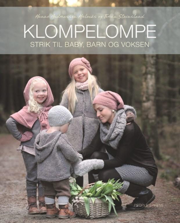 Image of Klompelompe strikkebog