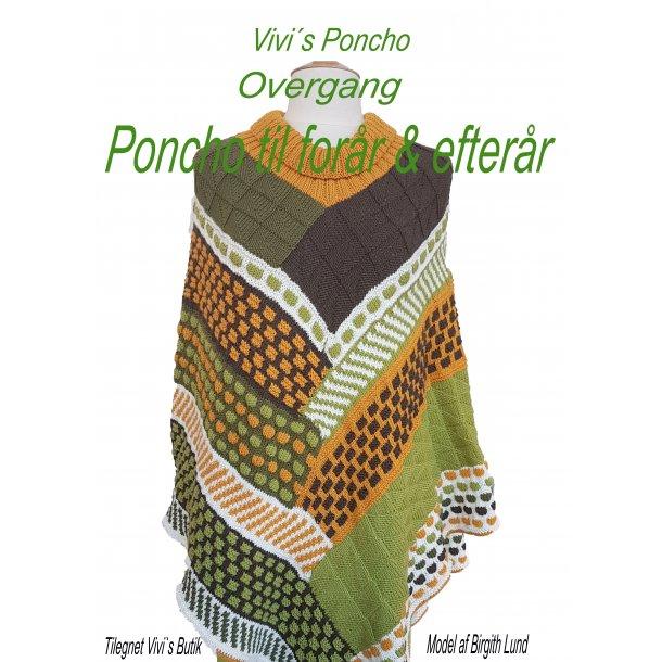 Vivi´s Poncho One size